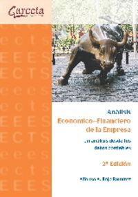 (2 Ed) Analisis Economico Financiero De La Empresa - Alfonso Rojo