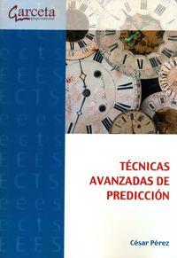 Tecnicas Avanzadas De Prediccion - Cesar Perez Lopez