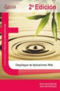 (2 ED) DESPLIEGUE DE APLICACIONES WEB - TECNICO SUPERIOR EN DESARROLLO DE APLICACIONES WEB