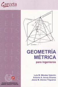 GEOMETRIA METRICA PARA INGENIEROS