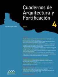 CUADERNOS DE ARQUITECTURA Y FORTIFICACION 4