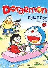 Doraemon Color 2 - Fujiko F. Fujio
