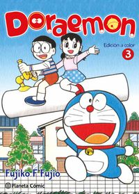 Doraemon Color 3 - Fujiko F. Fujio
