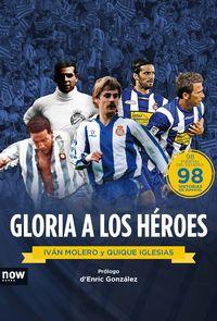 Gloria A Los Heroes - Enrique Iglesias Martinez-Soria / Ivan Molero Romero