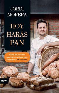 Hoy Haras Pan - Jordi Morera