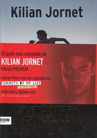 Frontera Invisible, La (+dvd) - Kilian Jornet
