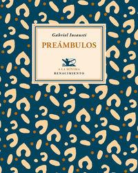 Preambulos - Gabriel Insausti