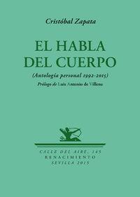 HABLA DEL CUERPO, EL - ANTOLOGIA PERSONAL (1992-2015)