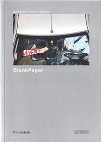 blankpaper - Aa. Vv.