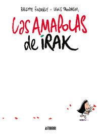 Las amapolas de irak - Lewis Trondheim / Brigitte Findakly