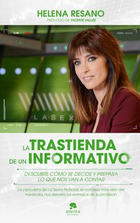 La trastienda de un informativo - Helena Resano Lizaldre