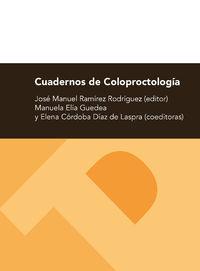 Cuadernos De Coloproctologia - Jose Ramirez Rodriguez