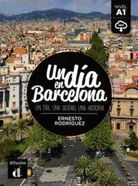 DIA EN BARCELONA, UN (A1) (+MP3 DESCARG)
