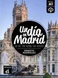 DIA EN MADRID, UN (A1) (+MP3 DESCARG)