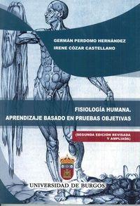 FISIOLOGIA HUMANA - APRENDIZAJE BASADO EN PRUEBAS OBJETIVAS