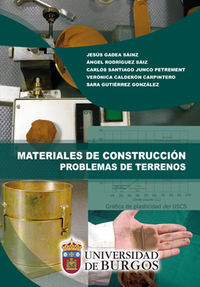 Materiales De Construccion - Problemas De Terrenos - Jesus Gadea Sainz / Veronica Calderon Carpintero / [ET AL. ]