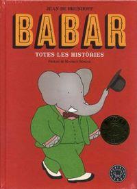 BABAR - TOTES LES HISTORIES (ED. LUJO)