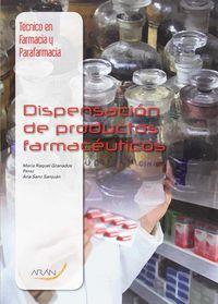 CF - DISPENSACION DE PRODUCTOS FARMACEUTICOS