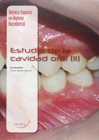 CF - ESTUDIO DE LA CAVIDAD ORAL (II)