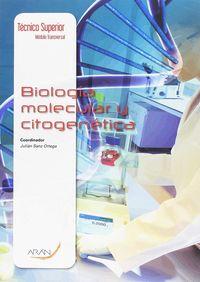 CF - BIOLOGIA MOLECULAR Y CITOGENETICA