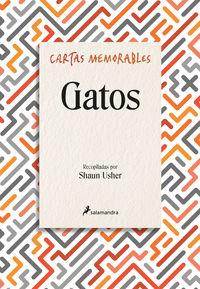 GATOS - CARTAS MEMORABLES