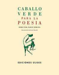 CABALLO VERDE PARA LA POESIA - NUMEROS 1-4 - MADRID (1935-1936)