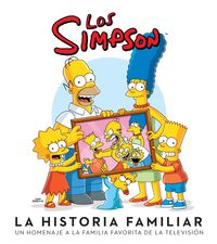 Simpson, Los - La Historia Familiar - Matt Groening