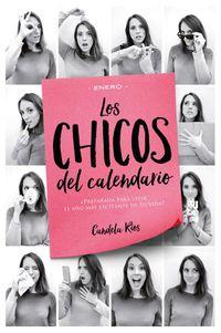 Chicos Del Calendario, Los 1 - Enero - Candela Rios