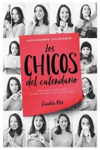 Chicos Del Calendario, Los 5 - Noviembre Y Diciembre - Candela Rios