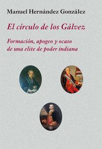 CIRCULO DE LOS GALVEZ, EL - FORMACION, APOGEO Y OCASO DE UNA ELITE DE PODER INDIANA