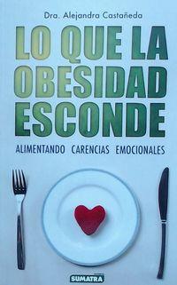 Lo Que La Obesidad Esconde - Alimentando Carencias Emocionales - Alejandra Castañeda
