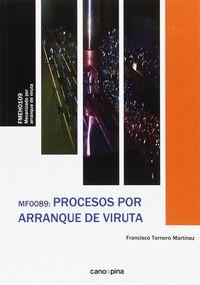 CP - PROCESOS POR ARRANQUE DE VIRUTA - FMEH0109 - MECANIZADO POR ARRANQUE DE VIRUTA