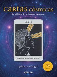 Cartas Cosmicas (+libro) - Pilar Garcia Gil