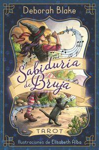 SABIDURIA DE BRUJA - TAROT