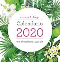 2020 CALENDARIO LOUISE L. HAY
