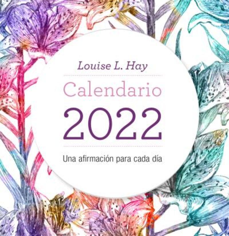 CALENDARIO 2022 - LOUISE HAY