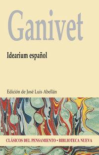 Idearium Español - Jose Luis Abellan