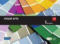 Eso 1 - Plastica I (ingles) - Visual Arts - Savia - Aa. Vv.