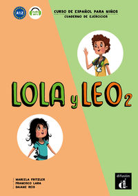 LOLA Y LEO 2 (A1.2) CUAD (+MP3 DESCARG)