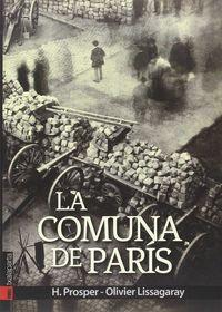La comuna de paris - H. Prosper-Olivier Lissagaray