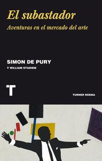 El subastador - Simon De Pury