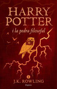 Harry Potter I La Pedra Filosofal - J. K. Rowling