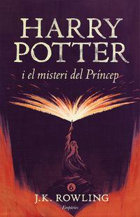 Harry Potter I El Misteri Del Princep - J. K. Rowling