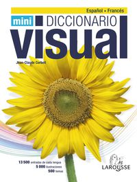 (2 ed) diccionario mini visual español / frances - Jean-Claude Corbeil