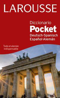 DICCIONARIO POCKET DEUTSCH / SPANISCH - ESPAÑOL / ALEMAN