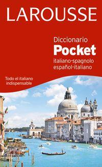 Diccionario Pocket Español / Italiano - Italiano / Spagnolo - Aa. Vv.