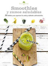 Sabores & Bienestar - Smoothies Saludables - Aa. Vv.