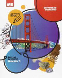 EP 3 - SOCIALES CUAD. (INGLES) - SOCIAL SCIENCE WB (MADRID)
