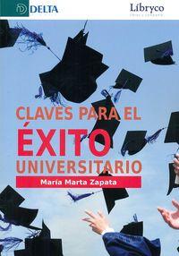 CLAVES DEL EXITO UNIVERSITARIO