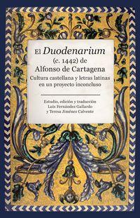 El duodenarium - Teresa Jimenez Calvente